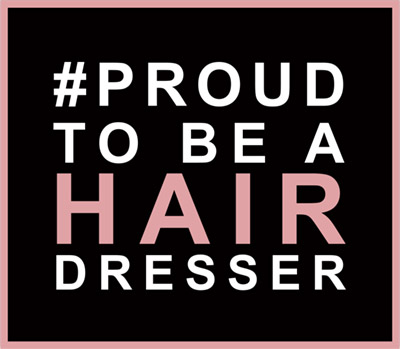 Proud To Be A Hairdresser. Coiffure.org By UBK/UCB - Lid Worden ...