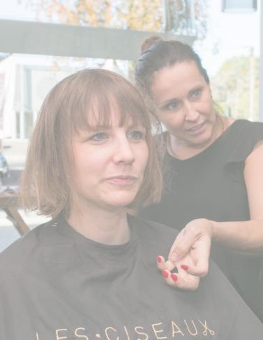 """""""Beroepsfederatie van de kappers, Coiffure.org, test een sectorcertificaat ter bescherming van de professionele kapper."""" cover photo"""