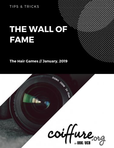 10 tips opweg naar The Wall of Fame cover photo