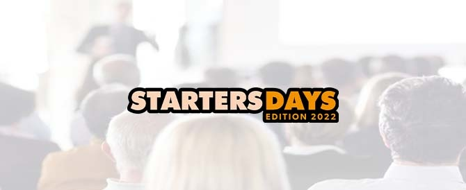 STARTERS DAYS top photo